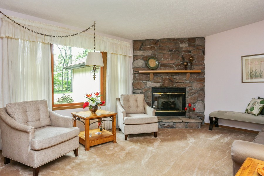 Real Estate Photography - 14458 Wolf Ln, New Buffalo, MI, 49117 - Living Room