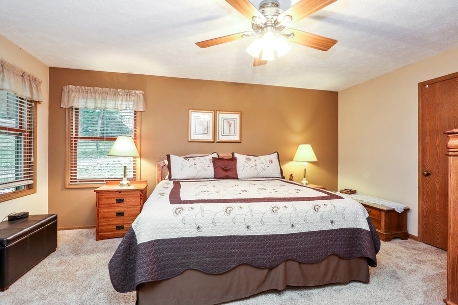 Real Estate Photography - 14458 Wolf Ln, New Buffalo, MI, 49117 - Master Bedroom