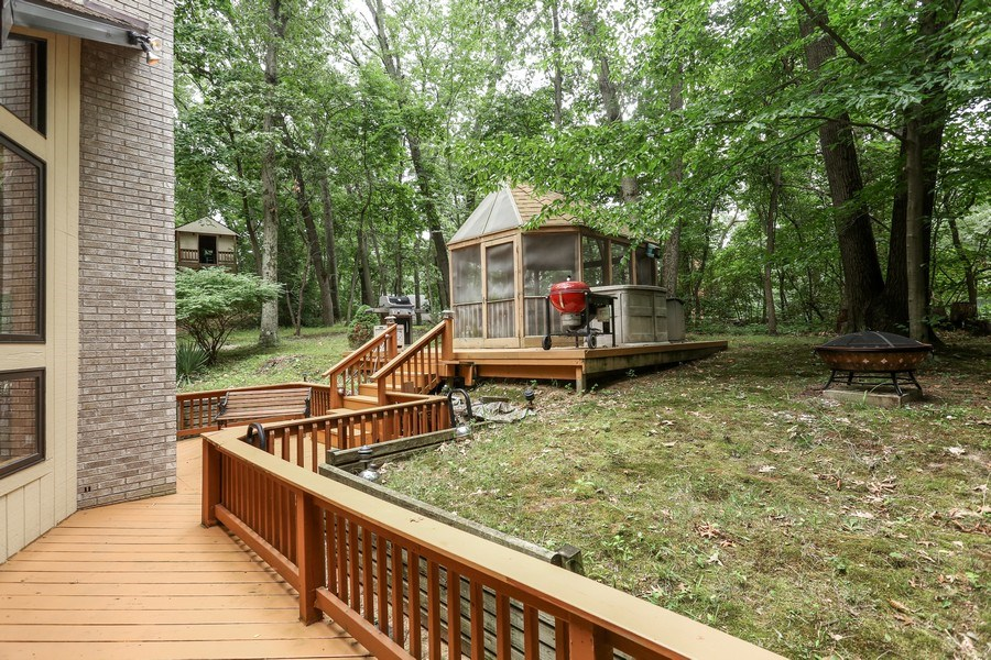 Real Estate Photography - 14458 Wolf Ln, New Buffalo, MI, 49117 - Back Yard