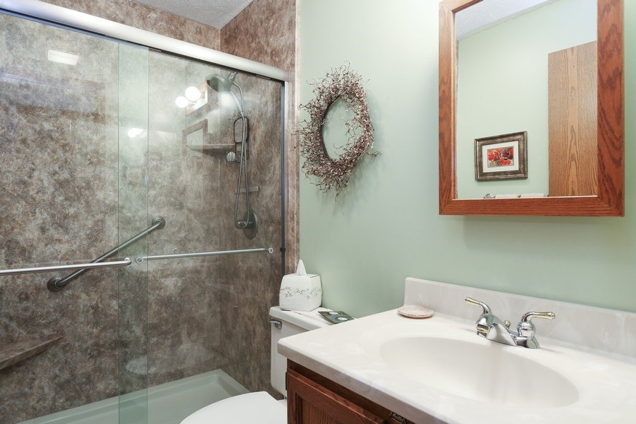 Real Estate Photography - 14458 Wolf Ln, New Buffalo, MI, 49117 - Bathroom