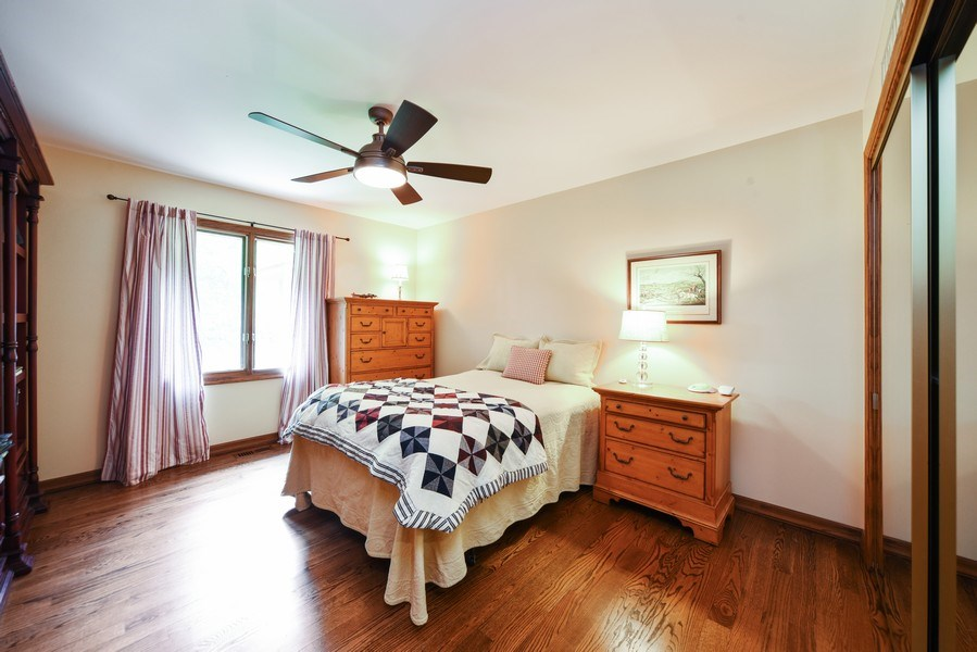 Real Estate Photography - 200 Dundee Rd, Barrington Hills, IL, 60010 - 3rd Bedroom