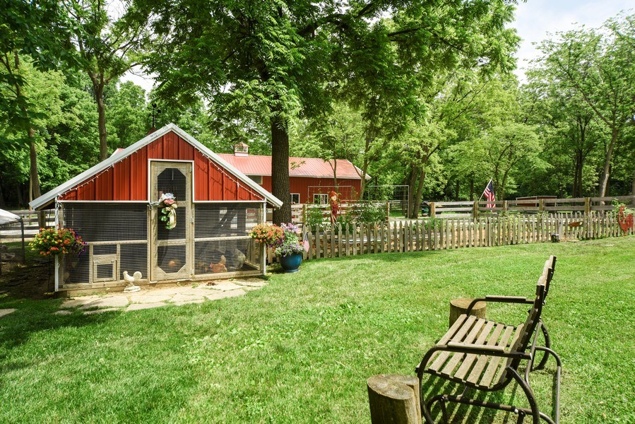 Real Estate Photography - 200 Dundee Rd, Barrington Hills, IL, 60010 -
