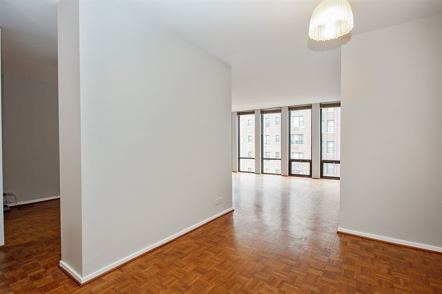 Real Estate Photography - 200 E Delaware, Unit 13E, Chicago, IL, 60611 - Dining Area 2