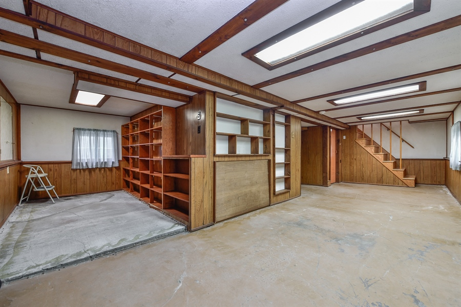 Real Estate Photography - 837 Hannah, Forest Park, IL, 60130 - Basement