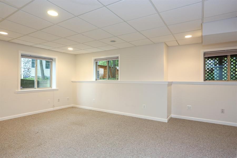 Real Estate Photography - 1323 Sycamore Lane, Benton Harbor, MI, 49022 - Rec Room