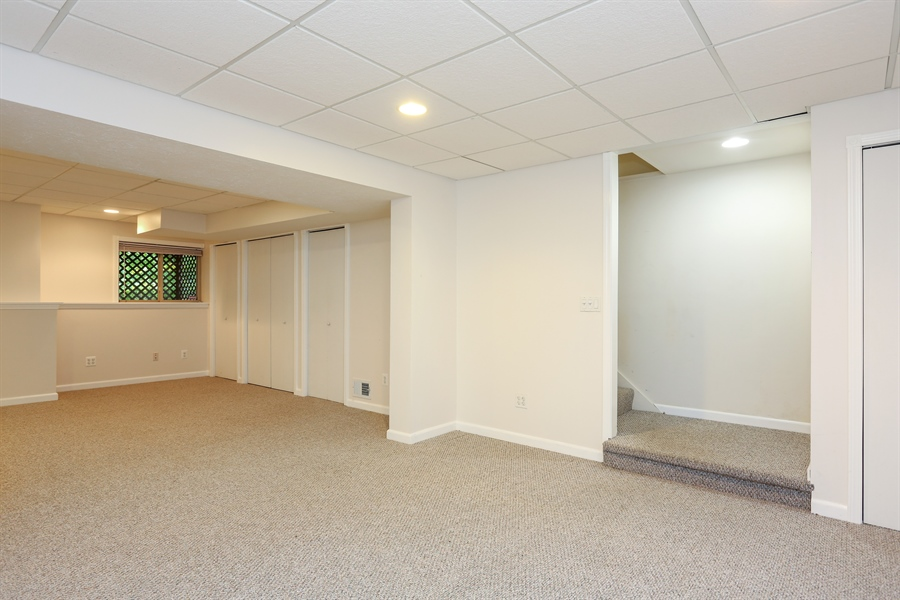 Real Estate Photography - 1323 Sycamore Lane, Benton Harbor, MI, 49022 - Den/Study