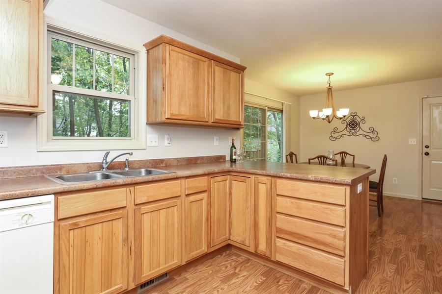 Real Estate Photography - 1323 Sycamore Lane, Benton Harbor, MI, 49022 - Kitchen