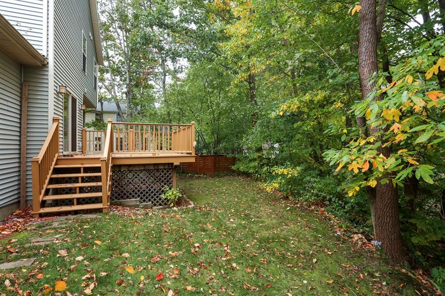 Real Estate Photography - 1323 Sycamore Lane, Benton Harbor, MI, 49022 - Rear View