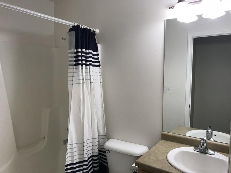 Real Estate Photography - 1323 Sycamore Lane, Benton Harbor, MI, 49022 - Bathroom