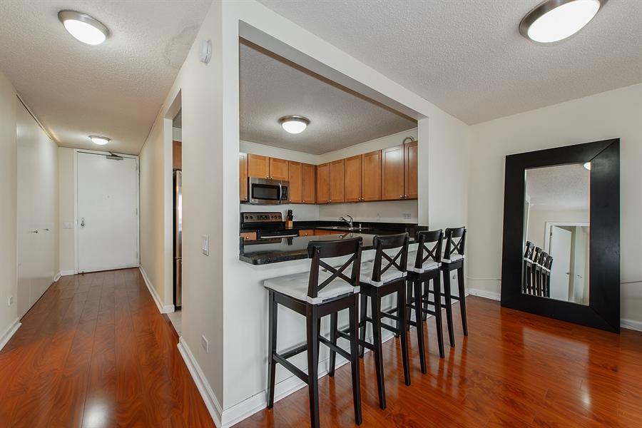 Real Estate Photography - 30 E. Huron St., 4705, Chicago, IL, 60611 - Kitchen