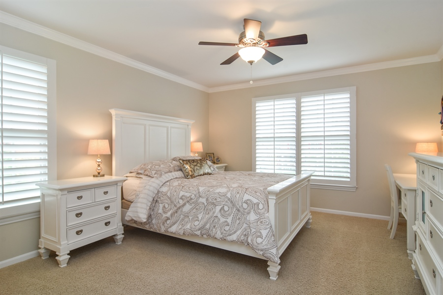 Real Estate Photography - 82 Tournament, Hawthorn woods, IL, 60047 - 2nd Bedroom