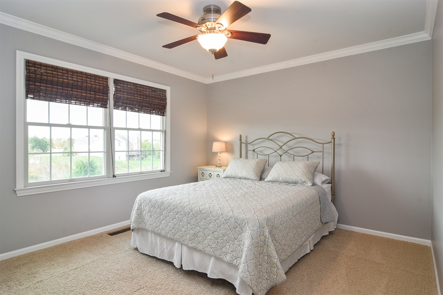 Real Estate Photography - 82 Tournament, Hawthorn woods, IL, 60047 - 3rd Bedroom