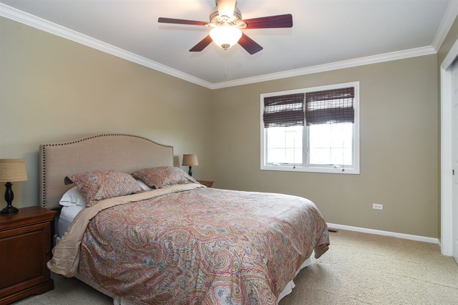 Real Estate Photography - 82 Tournament, Hawthorn woods, IL, 60047 - 4th Bedroom