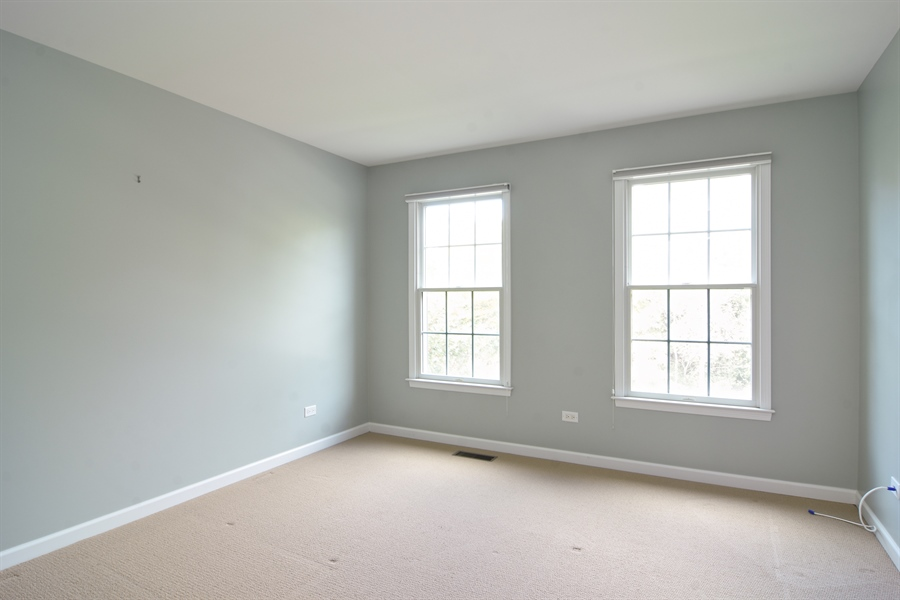 Real Estate Photography - 55 open pkwy, hawthorn woods, IL, 60047 - 3rd Bedroom