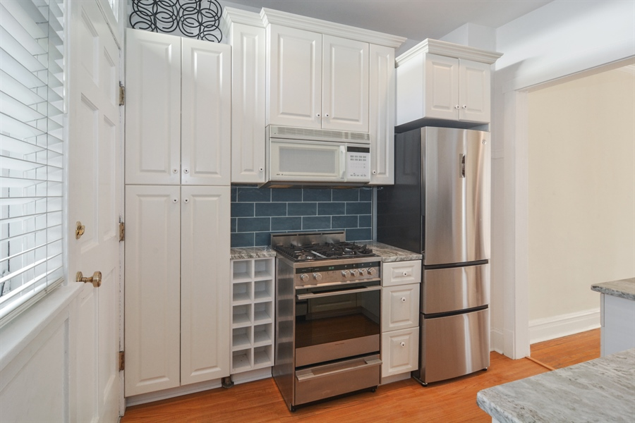 Real Estate Photography - 2319 N Commonwealth, 3E, Chicago, IL, 60614 - Kitchen