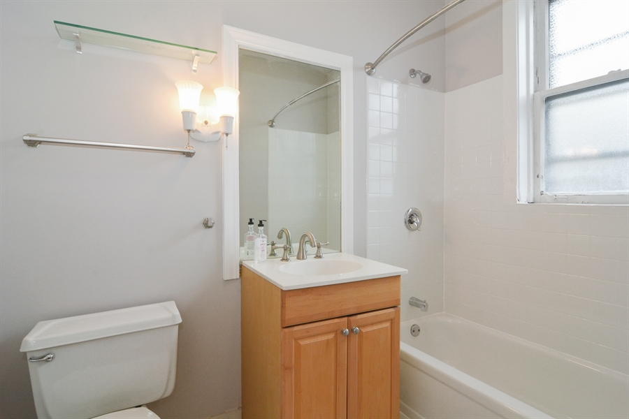 Real Estate Photography - 2319 N Commonwealth, 3E, Chicago, IL, 60614 - Bathroom