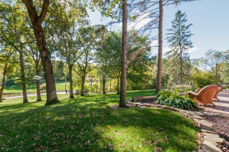 Real Estate Photography - 28W510 Washington, Winfield, IL, 60190 - Front Yard