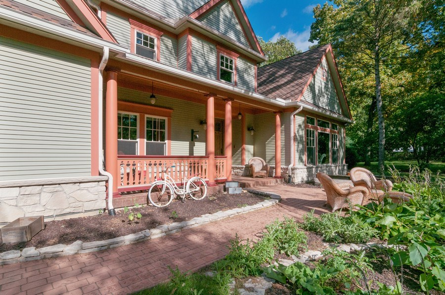 Real Estate Photography - 28W510 Washington, Winfield, IL, 60190 - Front View