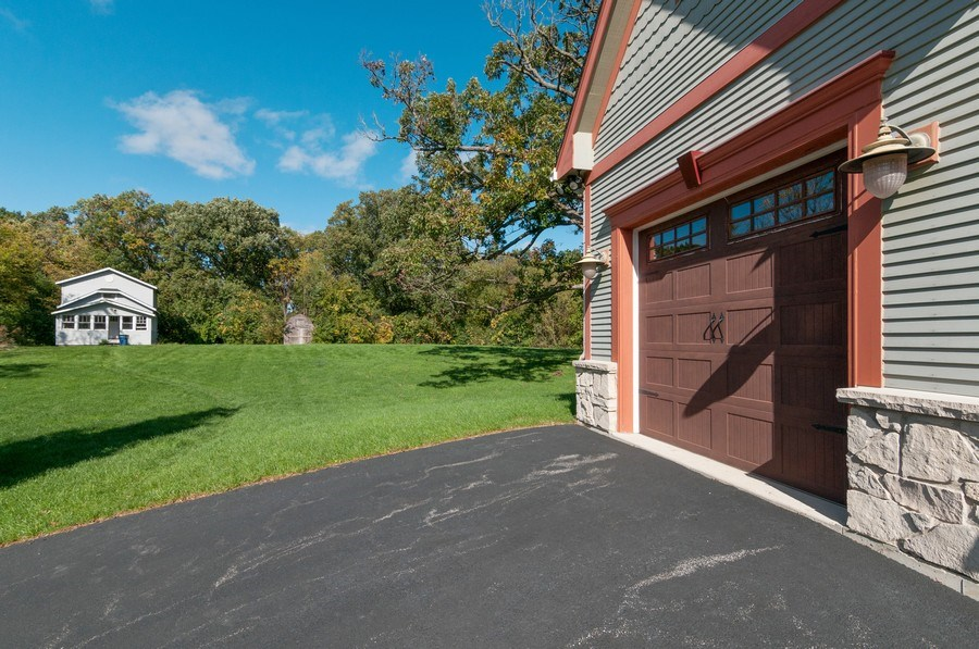 Real Estate Photography - 28W510 Washington, Winfield, IL, 60190 - Side View