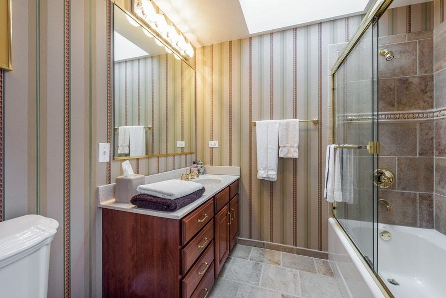 Real Estate Photography - 1252 N State Pkwy, Chicago, IL, 60610 - 2nd Bathroom