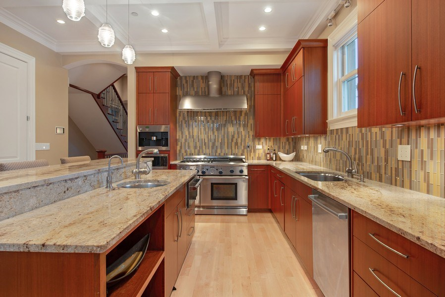 Real Estate Photography - 1225 W. Belden Ave., Chicago, IL, 60614 - Kitchen
