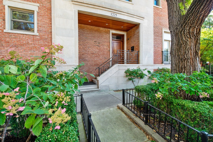 Real Estate Photography - 1225 W. Belden Ave., Chicago, IL, 60614 - Front View
