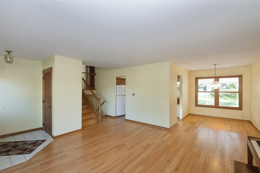 Real Estate Photography - 3034 N Kennicott Ave, Arlington Heights, IL, 60004 - Living Room / Dining Room