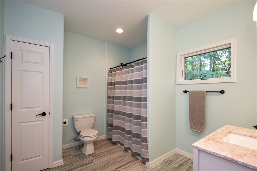 Real Estate Photography - 9344 Park Ridge Trail, Berrien Center, MI, 49102 - 3rd Bathroom