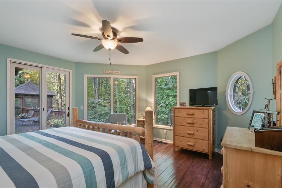 Real Estate Photography - 9344 Park Ridge Trail, Berrien Center, MI, 49102 - Master Bedroom