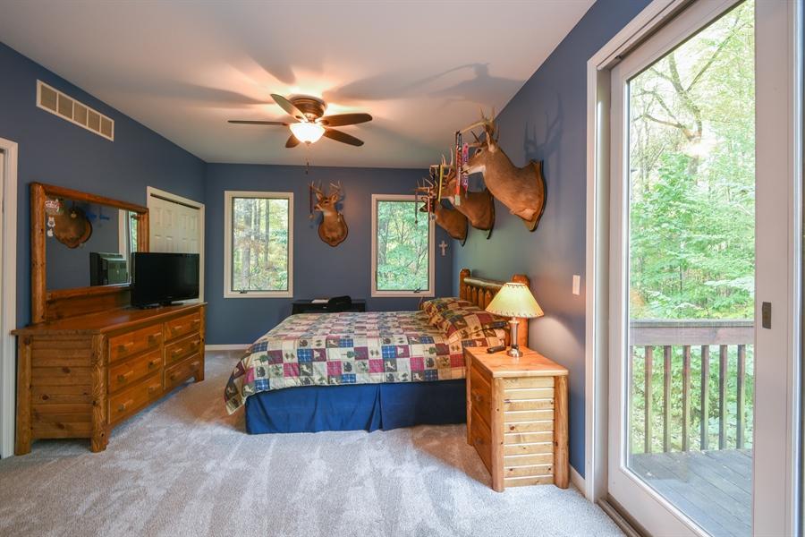 Real Estate Photography - 9344 Park Ridge Trail, Berrien Center, MI, 49102 - 2nd Bedroom
