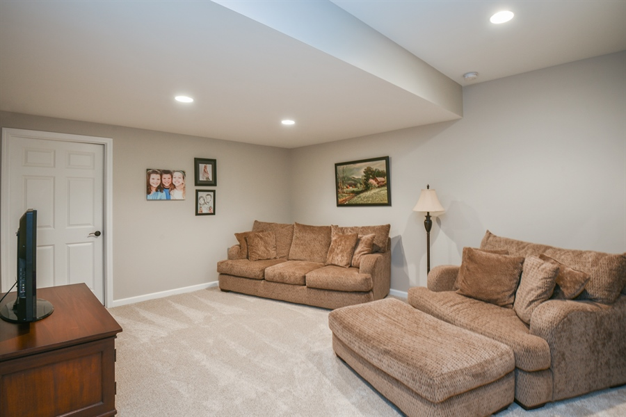 Real Estate Photography - 9344 Park Ridge Trail, Berrien Center, MI, 49102 - Lower Level