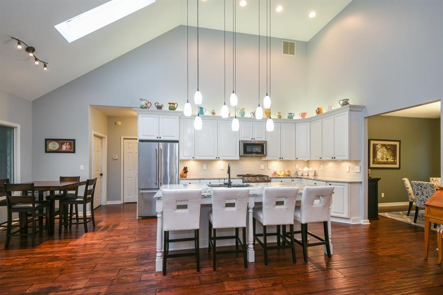 Real Estate Photography - 9344 Park Ridge Trail, Berrien Center, MI, 49102 - Kitchen / Breakfast Room