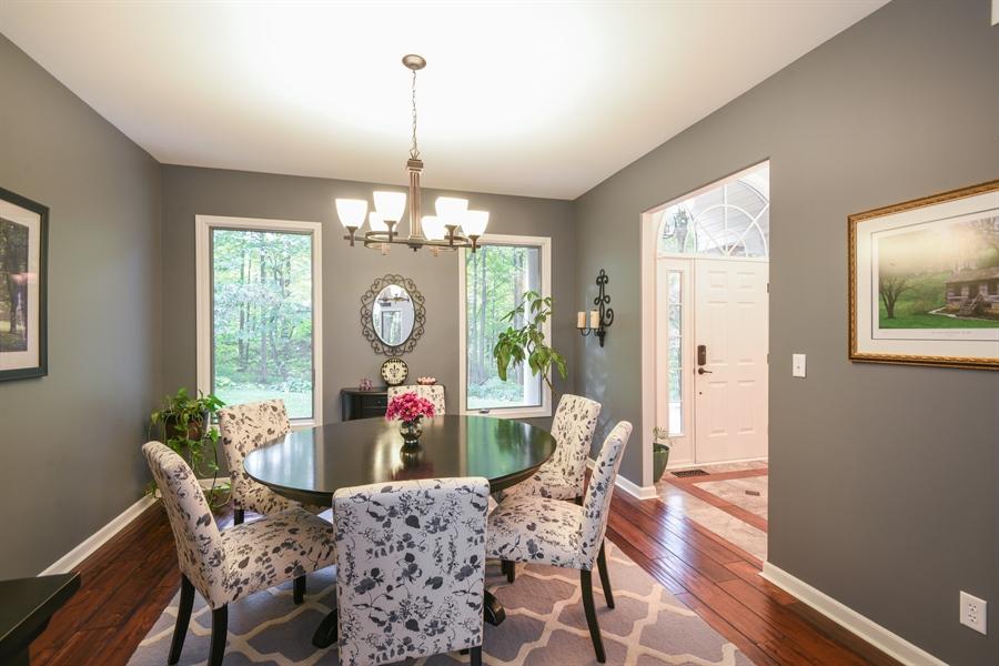 Real Estate Photography - 9344 Park Ridge Trail, Berrien Center, MI, 49102 - Dining Room