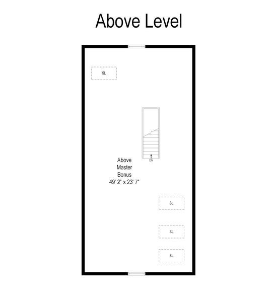 Real Estate Photography - 9344 Park Ridge Trail, Berrien Center, MI, 49102 - Floor Plan