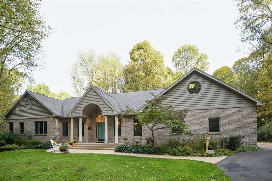 Real Estate Photography - 9344 Park Ridge Trail, Berrien Center, MI, 49102 - Front View