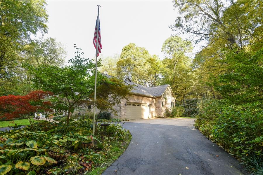 Real Estate Photography - 9344 Park Ridge Trail, Berrien Center, MI, 49102 - Side View