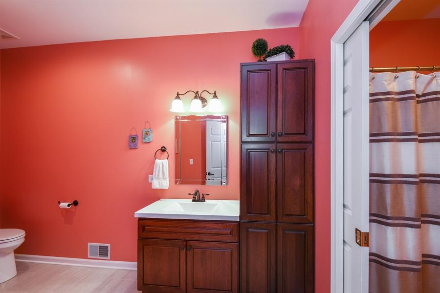 Real Estate Photography - 9344 Park Ridge Trail, Berrien Center, MI, 49102 - 2nd Bathroom