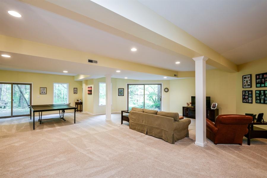 Real Estate Photography - 9344 Park Ridge Trail, Berrien Center, MI, 49102 - Play / Recreational Room