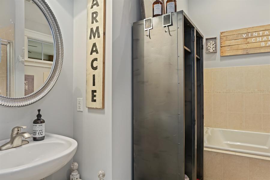 Real Estate Photography - 16216 Quality Ln, Union Pier, MI, 49129 - Master Bathroom