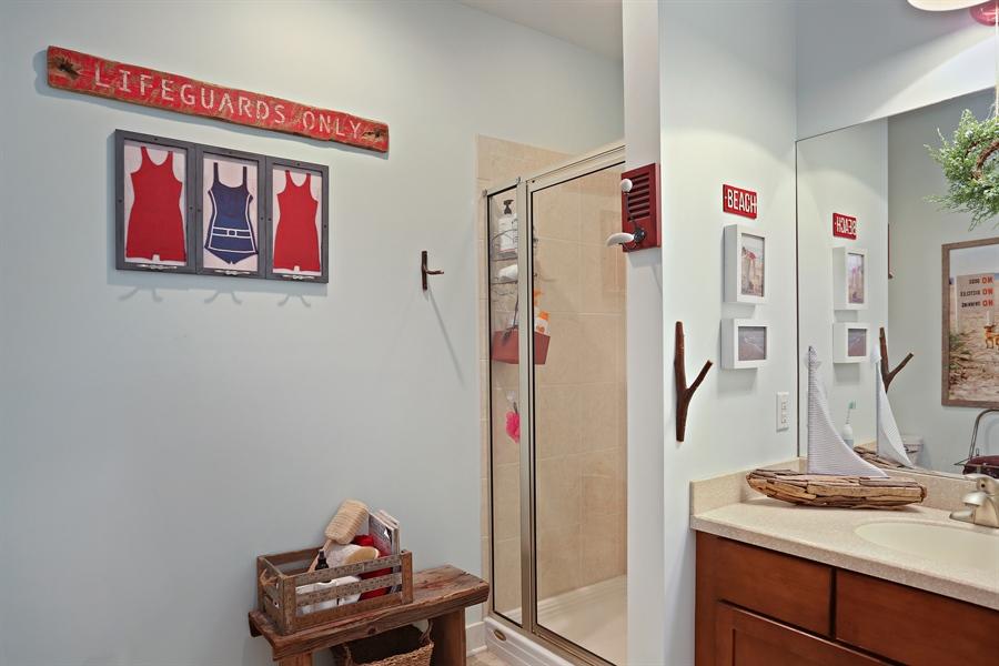 Real Estate Photography - 16216 Quality Ln, Union Pier, MI, 49129 - Bathroom