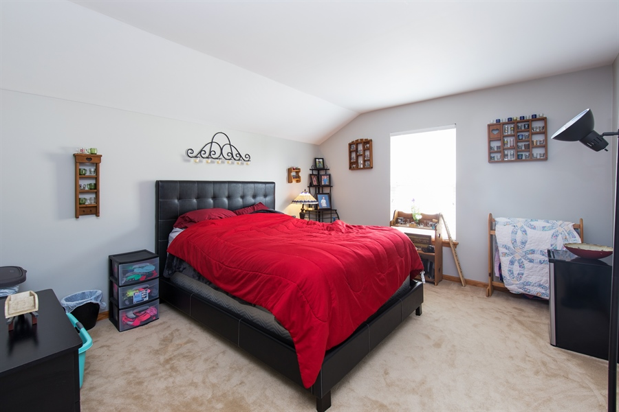 Real Estate Photography - 948 Asbury Dr, Aurora, IL, 60502 - Bedroom