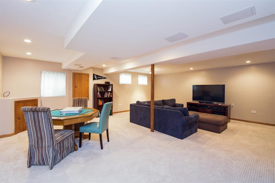 Real Estate Photography - 948 Asbury Dr, Aurora, IL, 60502 - Basement