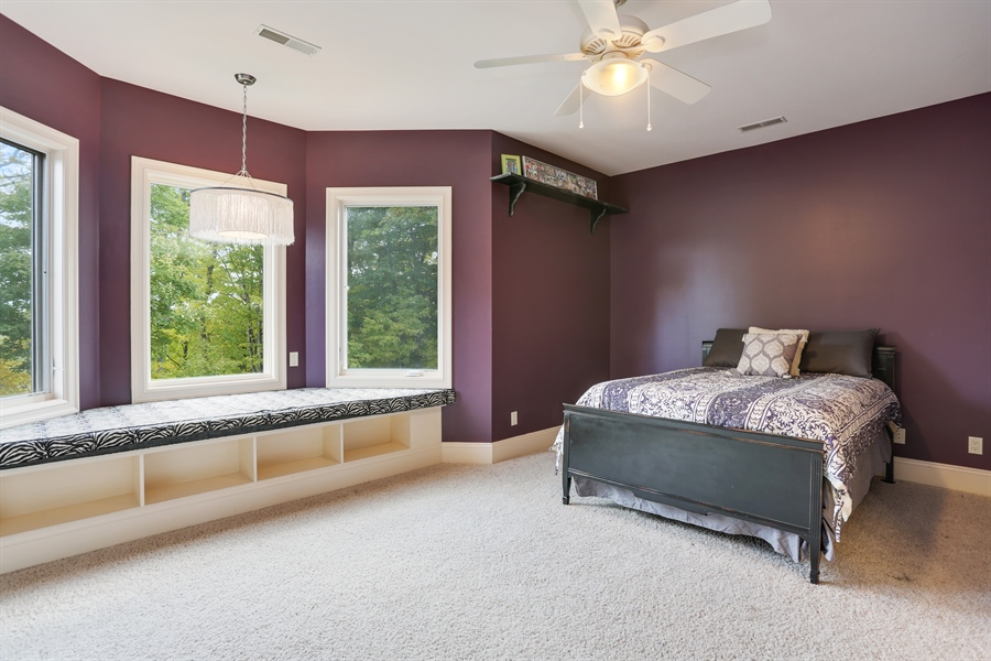 Real Estate Photography - 4945 S Stockbridge Dr, St. Joseph, MI, 49085 - 3rd Bedroom