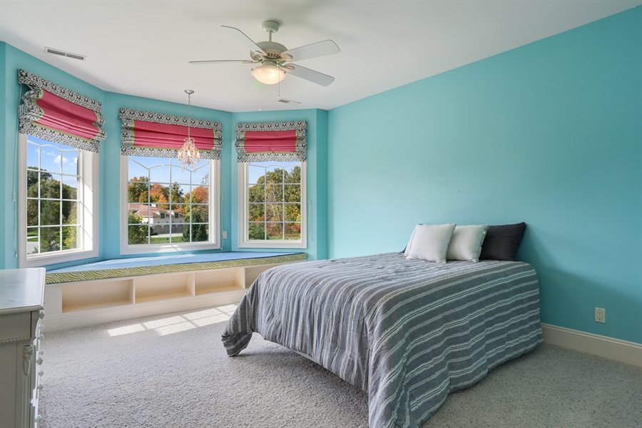Real Estate Photography - 4945 S Stockbridge Dr, St. Joseph, MI, 49085 - 4th Bedroom