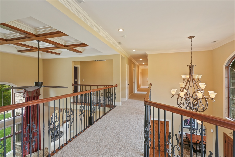 Real Estate Photography - 4945 S Stockbridge Dr, St. Joseph, MI, 49085 - Hallway