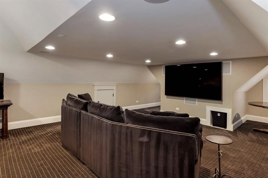 Real Estate Photography - 216 W Cook Avenue, Libertyville, IL, 60048 - Bonus Room