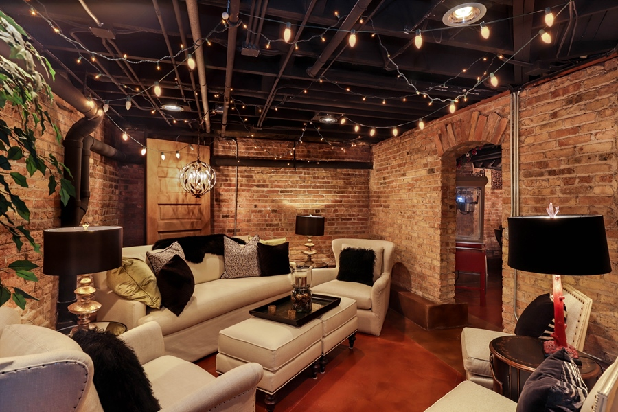 Real Estate Photography - 216 W Cook Avenue, Libertyville, IL, 60048 - Basement