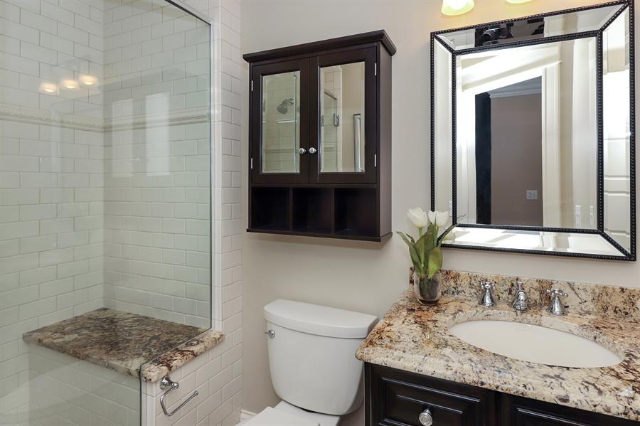 Real Estate Photography - 216 W Cook Avenue, Libertyville, IL, 60048 - Bathroom