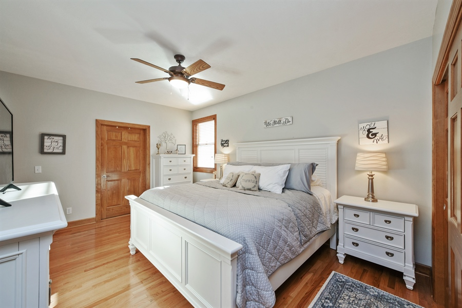 Real Estate Photography - 4231 Abercrombie Dr, Chesterton, IN, 46304 - Master Bedroom