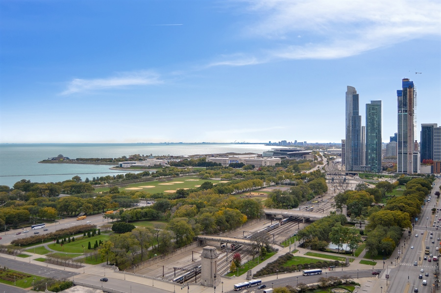 Real Estate Photography - 330 S Michigan, 1905, Chicago, IL, 60604 - View